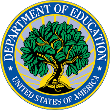 Department of Education logo picture
