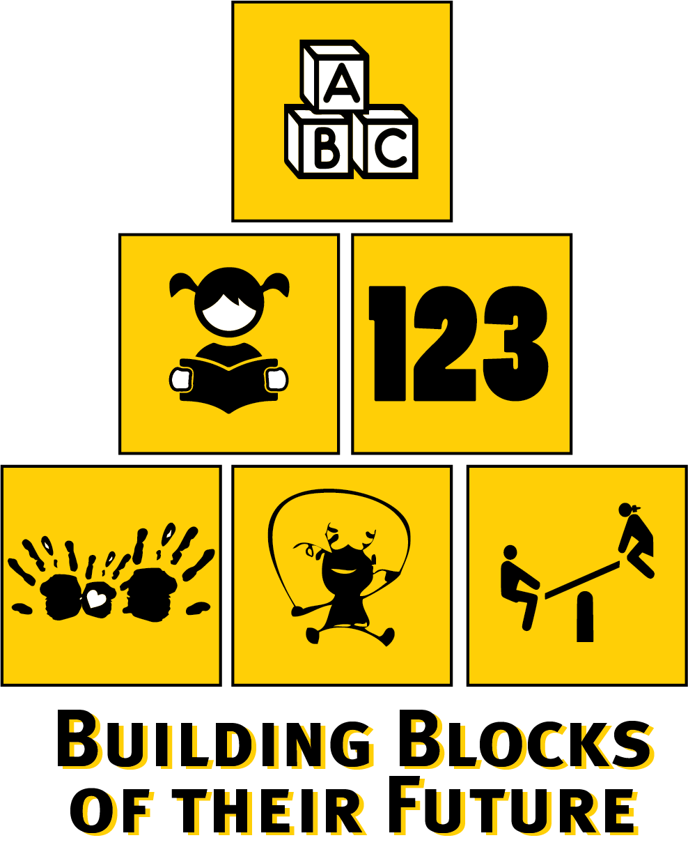 Early Childhood image representing building blocks