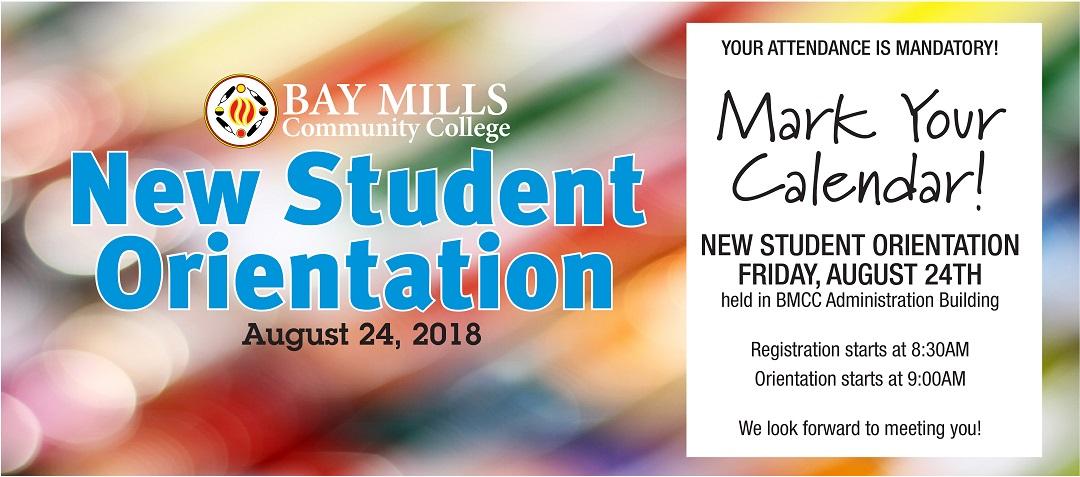 New Student Orientation