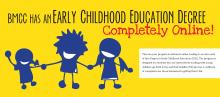 Early Childhood Education Degree Online rotating ad